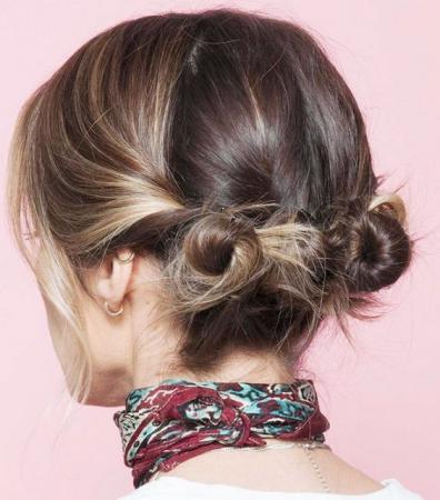 Coiffure Cheveux Court Attach 233 Coiffure Simple Et Facile