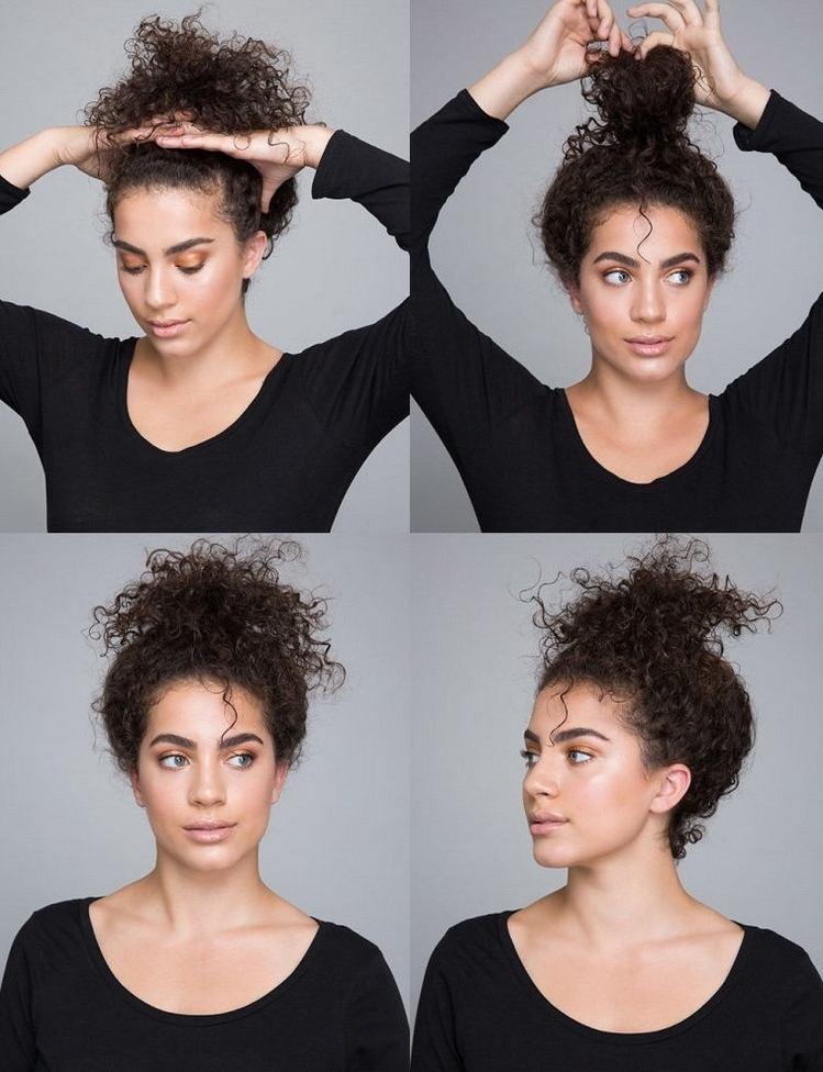 Coiffure Cheveux Boucl 233 S Long Coiffure Simple Et Facile