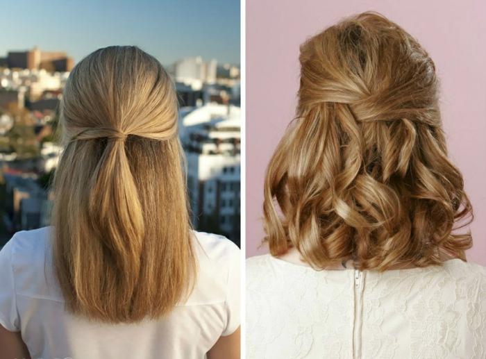 Photo Coiffure Mariage Cheveux Mi Long Couplesretirementpuzzle