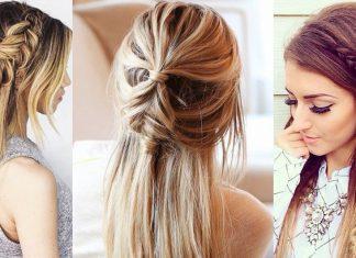 Idee Coiffure Cheveux Long Lisse Coupes De Cheveux Elegantes De La