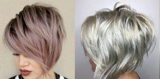 Coiffure Cheveux Courts Coiffure Simple Et Facile