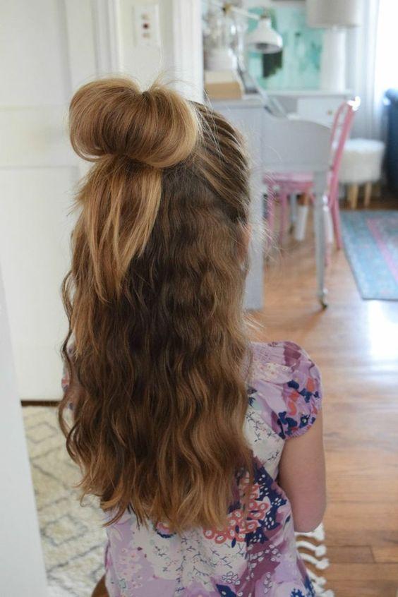 Coiffure Facile Cheveux Coiffure Simple Et Facile