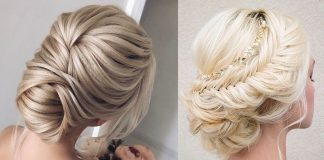 Coiffure Mariage Coiffure Simple Et Facile