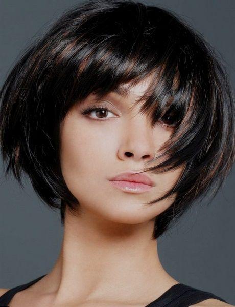 coupe de cheveux femme court | Coiffure simple et facile