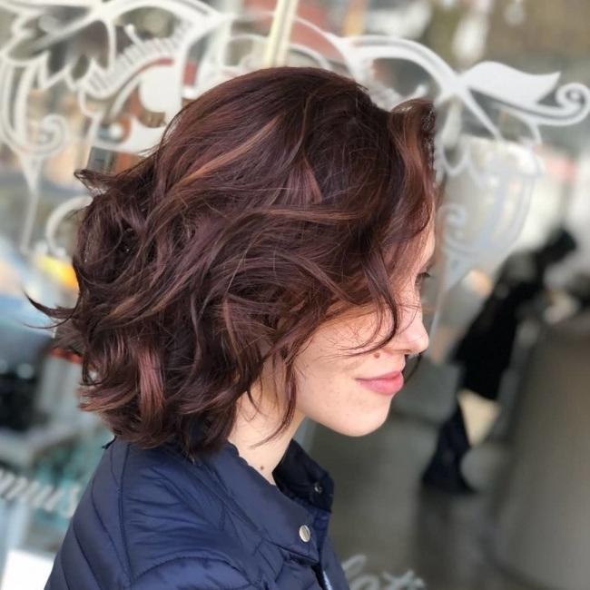 Coupe cheveux carre long 2018