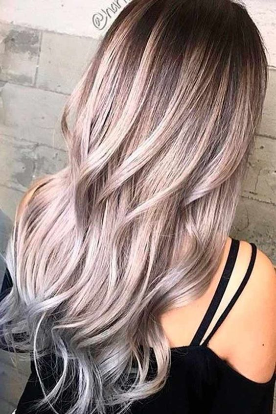 tendance coloration cheveux 2018 coiffure simple et facile. Black Bedroom Furniture Sets. Home Design Ideas
