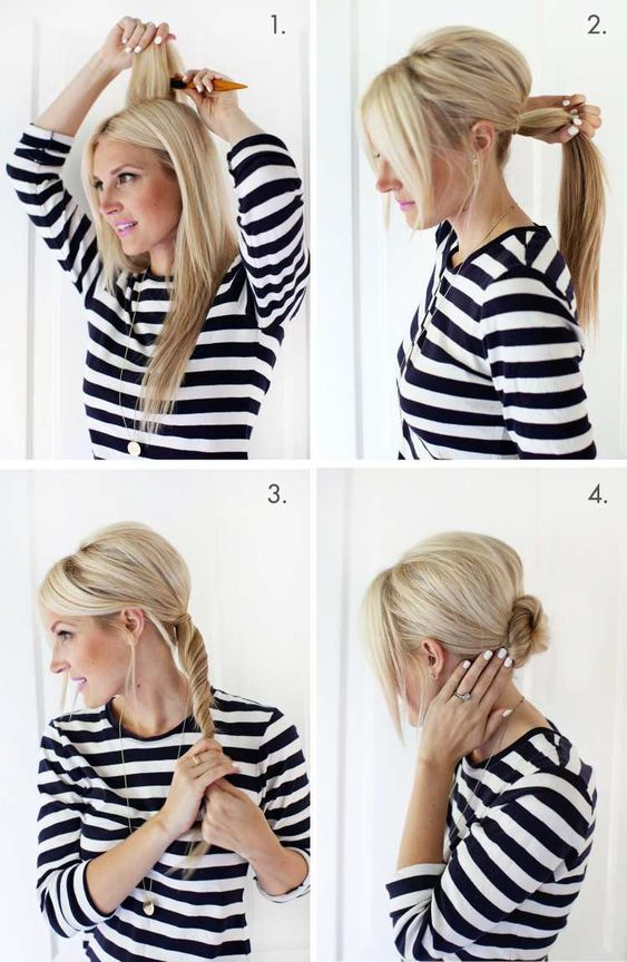 tuto coiffure mariage cheveux long coiffure simple et facile. Black Bedroom Furniture Sets. Home Design Ideas