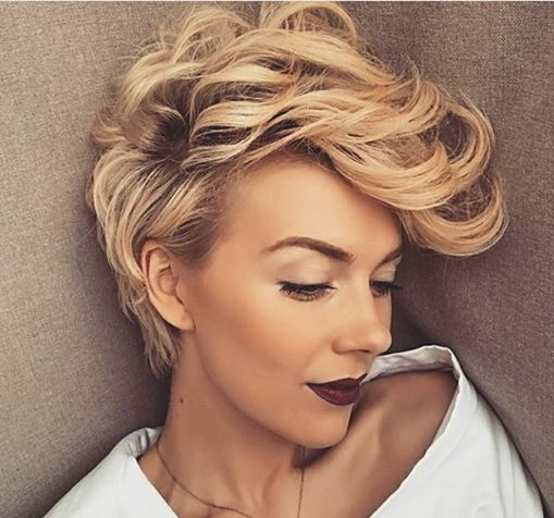 2018 Pixie Hairstyles And Haircuts For Women