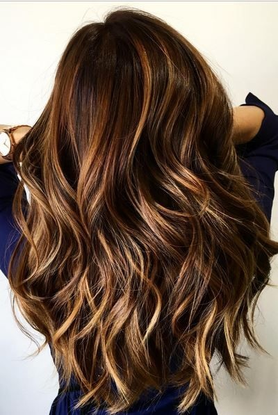 Couleur cheveux mi long hiver 2019