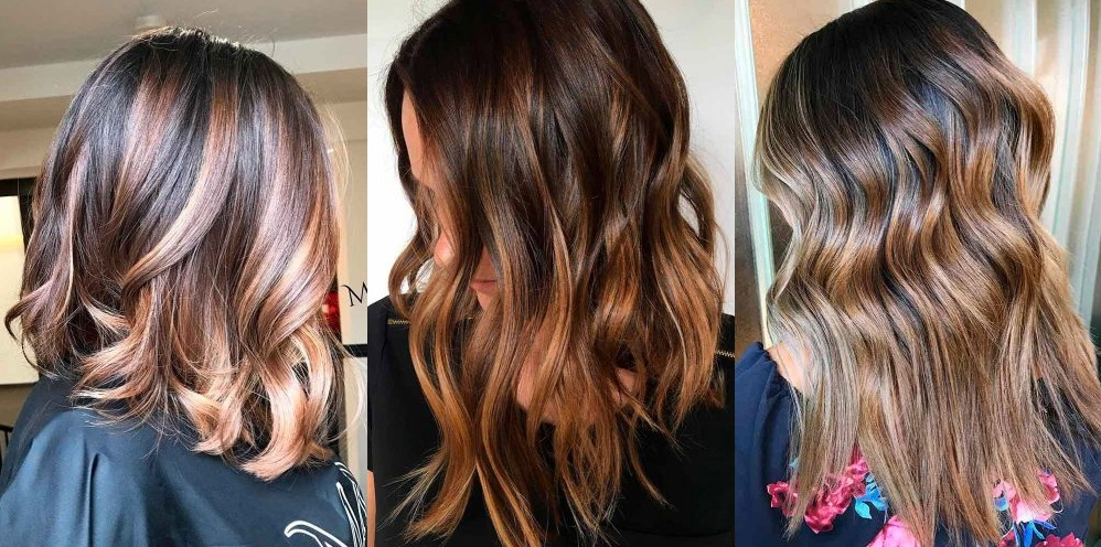Coiffure Balayage Cheveux Long Mi Long Coiffure Simple