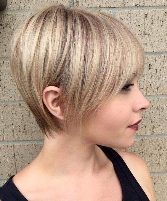 Coiffure Pour Cheveux Court Coiffure Simple Et Facile