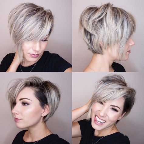 Coiffure Facile Cheveux Court A Faire Soi M 234 Me Coiffure