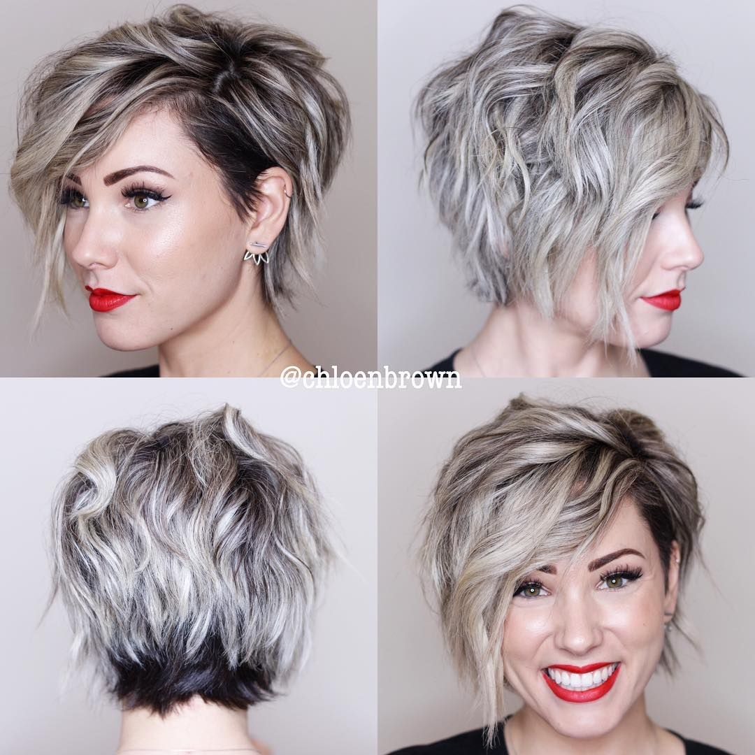 coiffure facile cheveux court a faire soi-même | Coiffure ... - photo #50