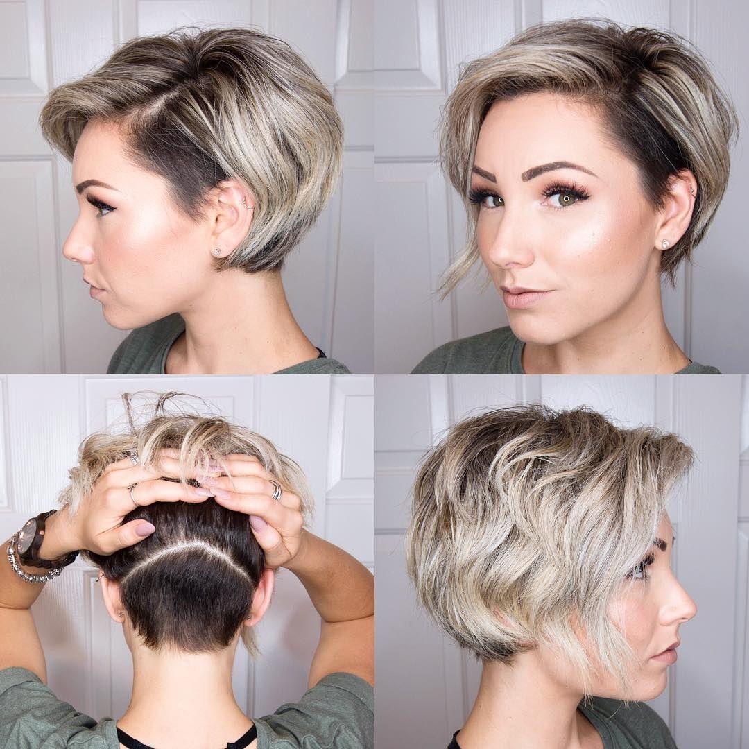 Coiffure Facile Cheveux Court A Faire Soi-m Me