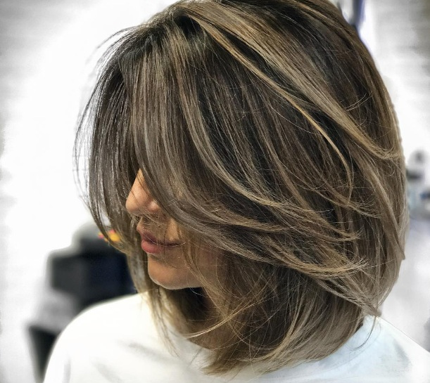 Coupe De Cheveux Carr 233 Long Coiffure Simple Et Facile