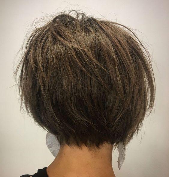 20 Id 233 Es De Coiffures Faciles Pour Les Cheveux Courts