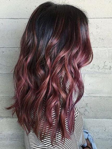 Les Couleurs Cheveux Les Plus Tendance 224 Adopter Pour L