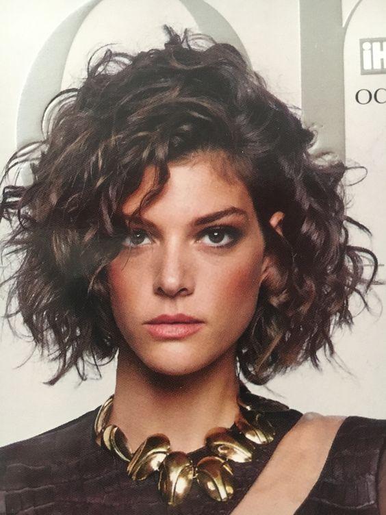 Les tendances coupe de cheveux de lautomne hiver 2018