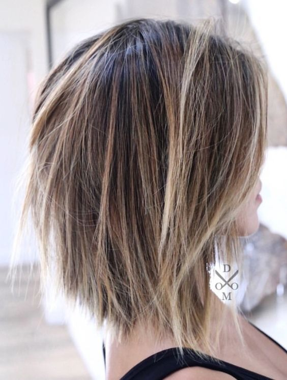 Haircut 2018 womens short hair