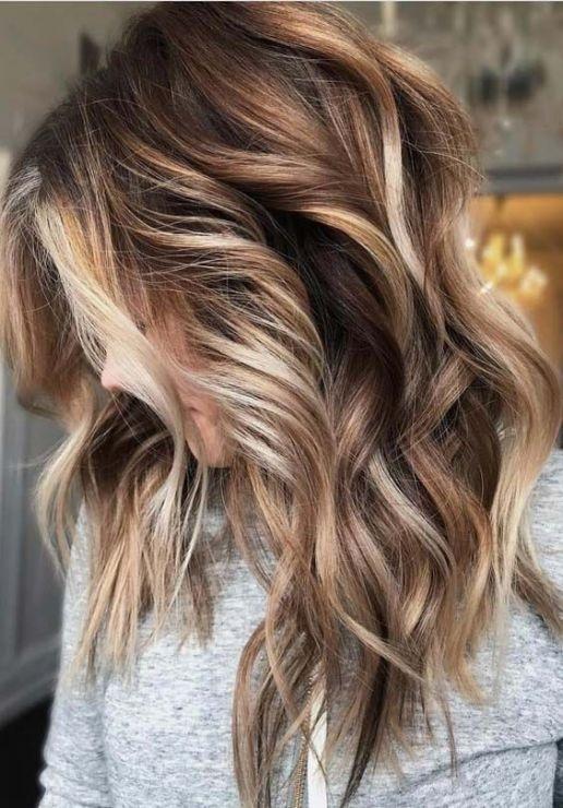 Balayage Cheveux Mi Longs Top 10 Mod 232 Les Pour Cet Hiver