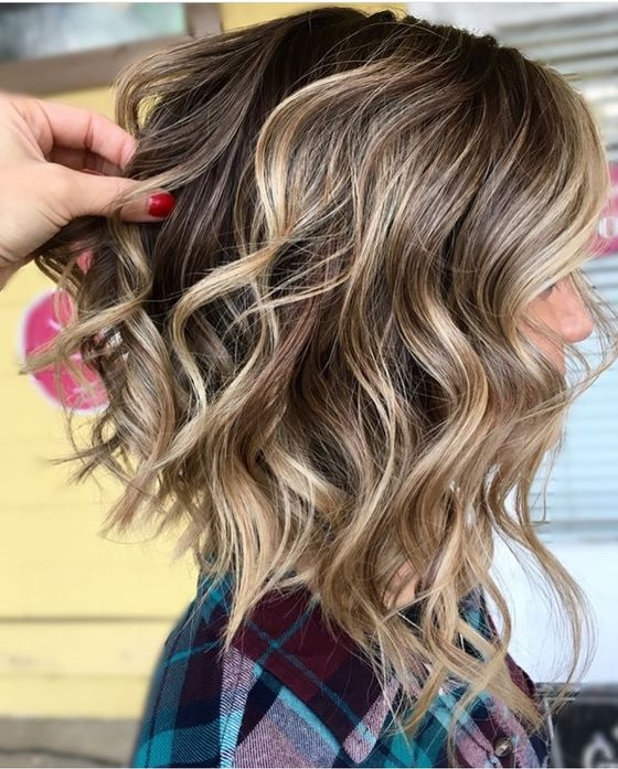 Coupes Cheveux Mi Longs Coiffure Simple Et Facile