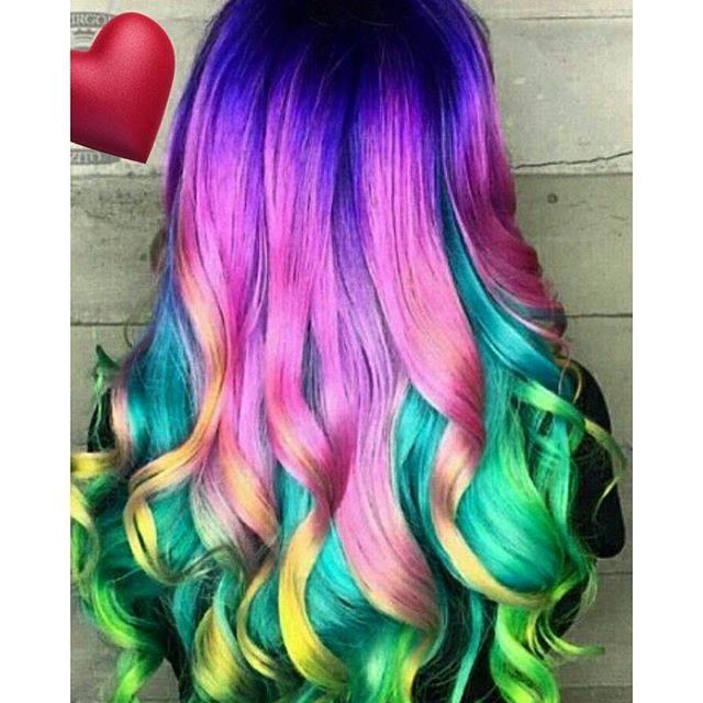 Magnifique Collection De Couleurs Cheveux Automne Hiver