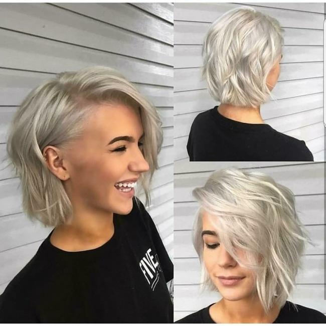 15 Coiffures Cheveux Mi Longs Tendance 2019 Coiffure