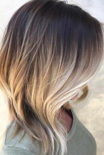 Id 233 Es Couleurs Cheveux Tendance 2019 Coiffure Simple Et