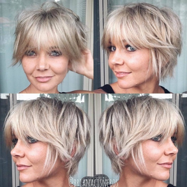 Tendance cheveux 2019  Découvrez le top plus belles coupes et couleurs  cheveux pour l\u0027année 2019.Une belle série inspirante!