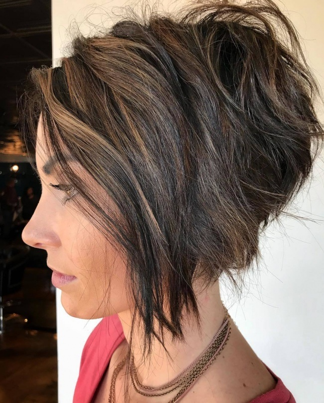 Coupes Cheveux Mi Longs Tendance 2019 Coiffure Simple Et