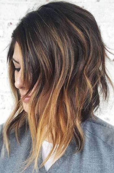 Balayage Blond Cheveux Courts Coiffure Simple Et Facile