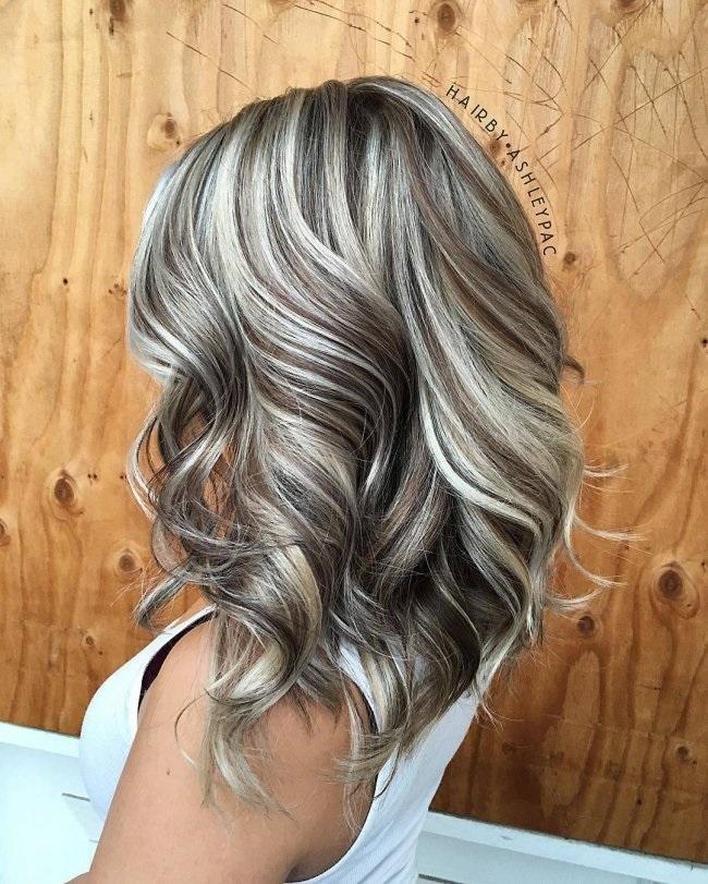 Couleur Cheveux 2019 Coiffure Simple Et Facile