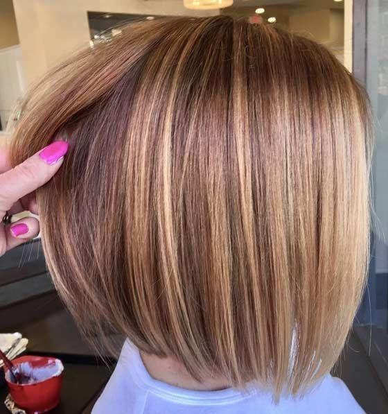 coupes  couleurs cheveux tendance automne hiver